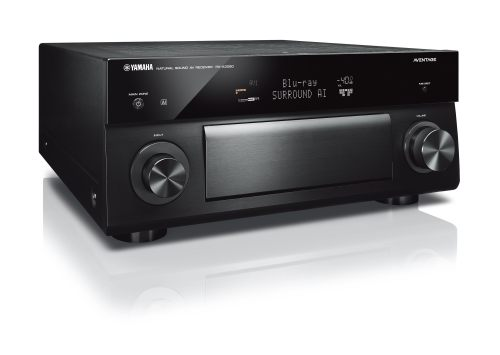 Yamaha AVENTAGE 9.2-Channel AV Receiver with MusicCast