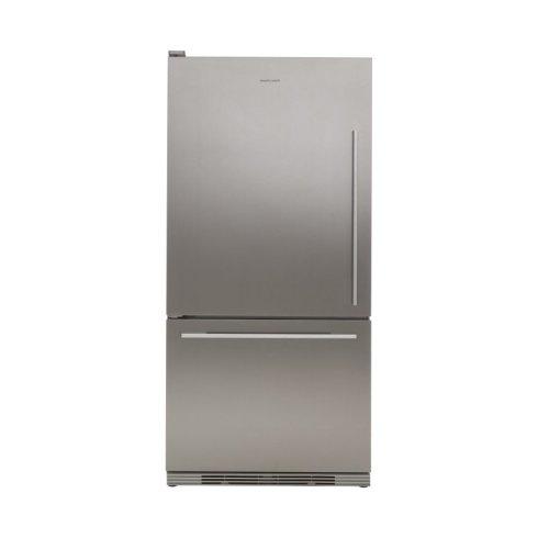 DISPLAY MODEL--ActiveSmart Fridge - 17.5 cu. ft. Counter Depth Bottom Freezer LEFT HINGE