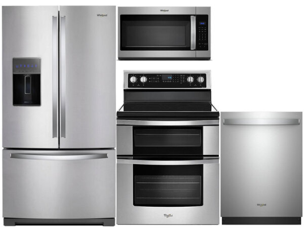 Dual Ice, Double Oven Package