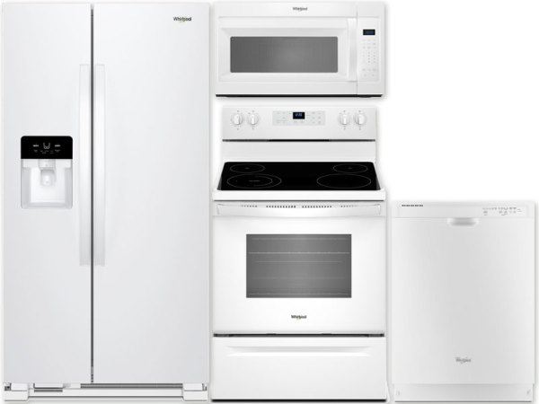 SBS Whirlpool White Package