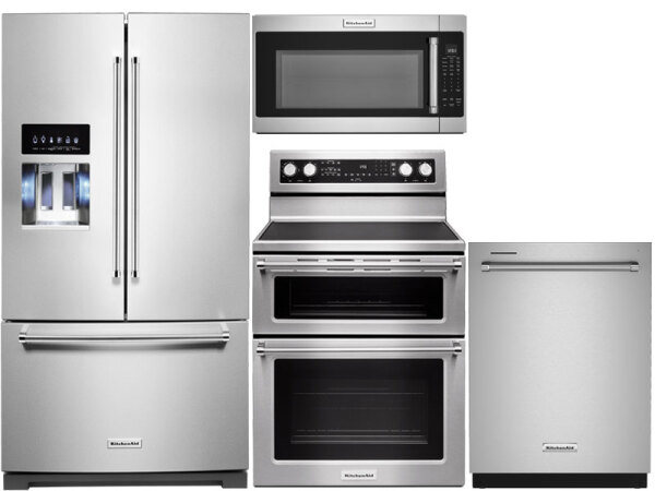 Double Oven KitchenAid Package