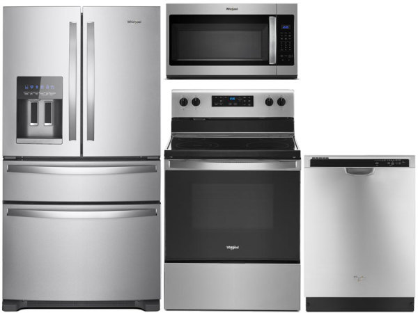 Whirlpool Stainless Value Package FD
