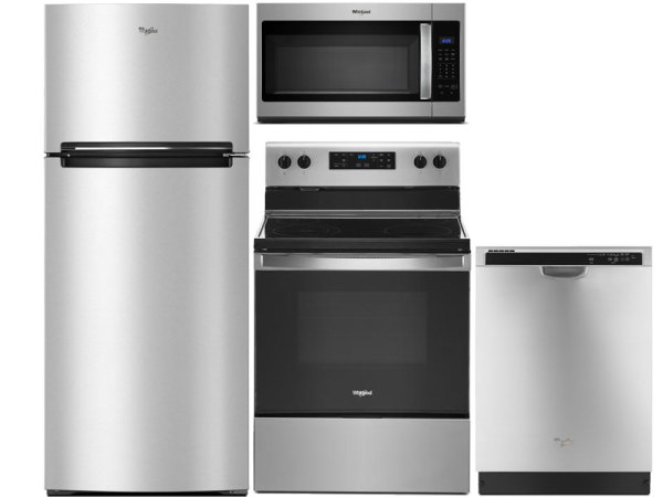Whirlpool Stainless Value Package TM