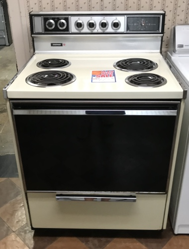 ELECTRIC COIL TOP RANGE