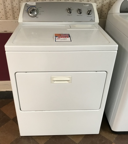 Whirlpool WHIRLPOOL DRYER