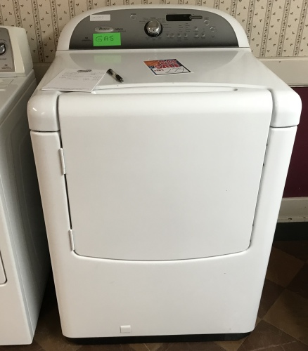 Whirlpool WHIRLPOOL GAS DRYER