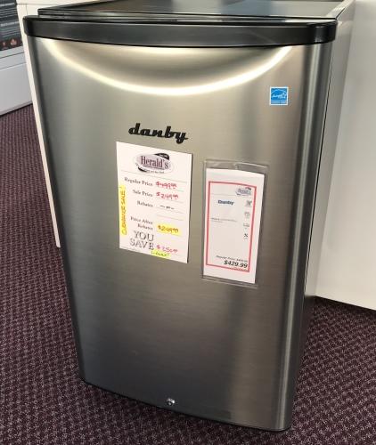 Danby Danby 4.4 cu.ft. Outdoor Compact Refrigerator