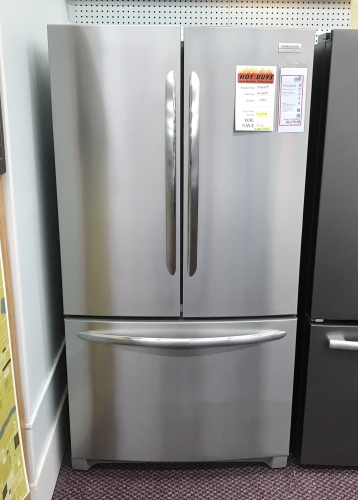 Frigidaire FRIGIDAIRE FRENCH DOOR REFRIGERATOR - HOT BUY!
