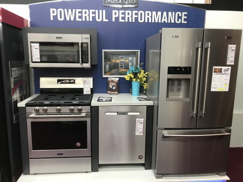 Maytag MAYTAG 4PC KITCHEN PACKAGE - HOT BUY!