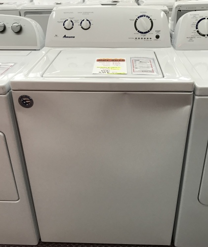 Amana AMANA TOP LOAD WASHER - SCRATCH & DENT! (SUBJECT TO PRIOR SALE)