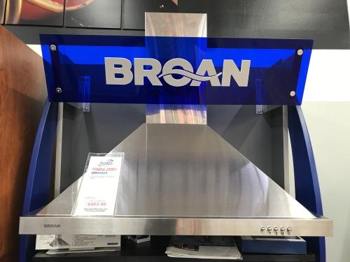Broan BROAN  EXHAUST HOOD