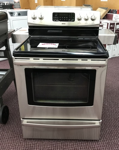 Kenmore KENMORE 5 BURNER ELECTRIC RANGE