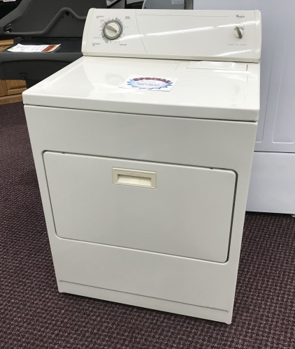 Whirlpool WHIRLPOOL ELECTRIC DRYER
