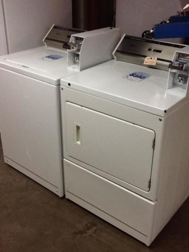 Whirlpool commercial washer or dryer